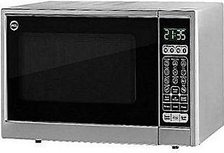 PEL PMO-30SL Microwave Oven with Grill Silver Line (30 Litre) – Silver