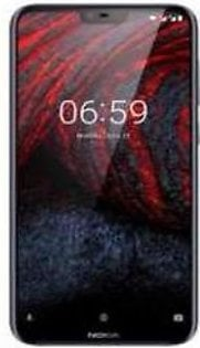Nokia 6.1 Plus - Fhd+ Display - 4Gb Ram - 64Gb Rom - Android One By Shop Tech