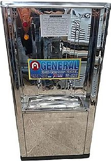 General GC-80 Water Cooler (80 Ltr) – Silver Steel