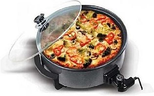 AG-3064 - Pizza Pan and Grill - Black