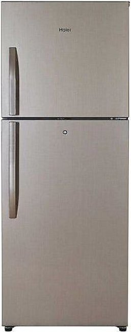 Haier HRF-380-BJE - Turbo Cooling Series Top Mount Refrigerator - 380 L - Golden