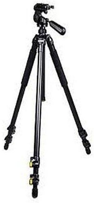 Video Camera Aluminum Flexible Professional Tripod