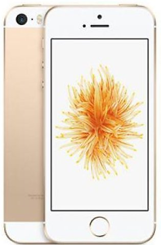 Apple iPhone SE (64 GB, Gold) International Warranty