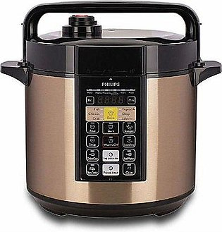 Philips HD2139 - Viva Collection ME Computerized electric pressure cooker