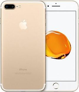 Apple iPhone 7 Plus (32GB, Gold) Without Facetime 1 Year Official Warranty