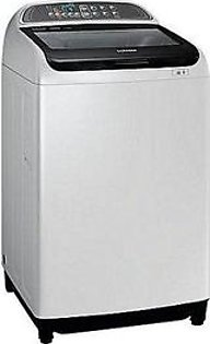 Samsung 9 Kg - Semi Automatic Top Load Washing Machine - Grey - WA90J5710SG