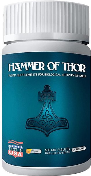 Hammer of Thor (Made in USA