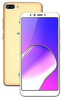 "Infinix Hot 6 PRO - 6"" - 3GB RAM - 32GB ROM - Magic Gold"