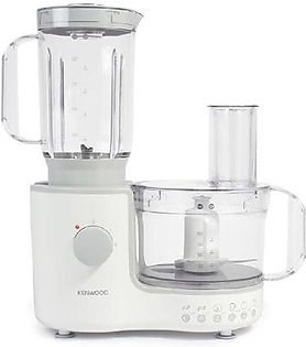 KENWOOD FP 190 – FOOD PROCESSOR WITH BLENDER 600W – WHITE