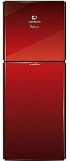 Dawlance H-Zone Plus Reflection Series - 91996 - Top Mount Refrigerator - 525L - Maroon