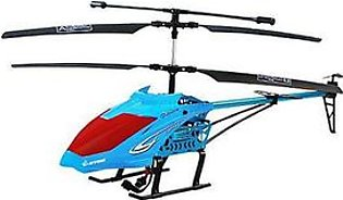 The8pm Lh 1601 - Rechargeable Remote Control Helicopter for Beginners - Blue