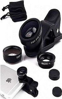 Universal 3 In 1 Mobile Lens