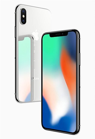 Apple iPhone X (4G, 256GB, Silver) Without Facetime With 1 Year Official Warr...