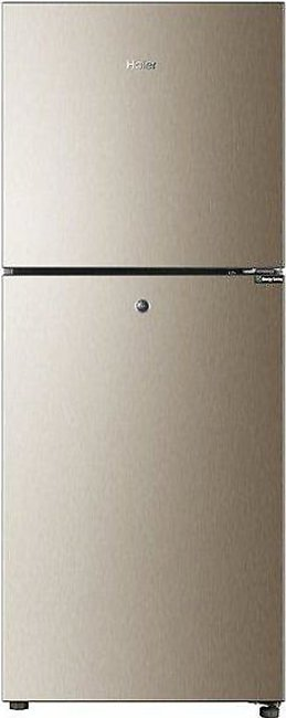 Haier HRF-306EBD - E-Star Series Top Mount Refrigerator - 276 L - Golden