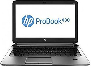 HP ProBook 430 G1 Core i3, 4th Gen 4GB RAM, 250GB HDD - Slightly Used By Use Deal