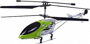 Tool Shop Ben 10 Flyer Rechargeable Remote Control Helicopter - Green