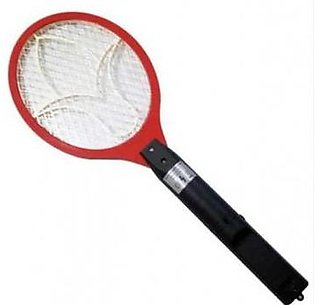 Electric Insect & Mosquito Killer Racket - Red