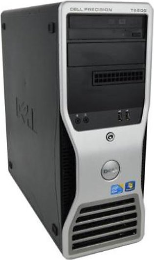 Dell Precision T5500 Xeon Processor Quad Core, for 2D/3D rendering