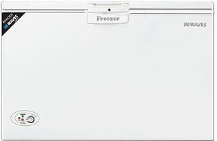 Waves WCC-2160 - Regular Deep Freezer - White