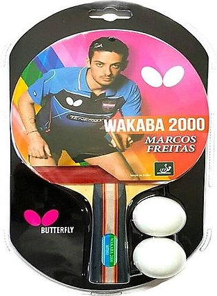Butterfly Wakaba 2000 Table Tennis Racket By Neuron Supplies