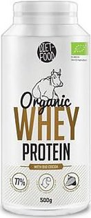 WB By Hemani Bio Whey Protein With Cocoa 500Gm