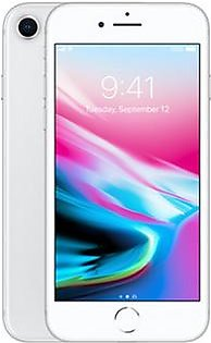 Apple iPhone 8 (4G, 64GB, Silver) Without Facetime 1 Year Official Warranty