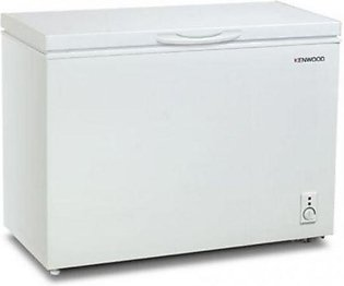 Kenwood Single Door Deep Freezer - KDF-310SD - White