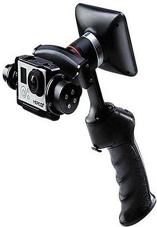 WenPod GP1+ Action Camera Gimbal Stabilizer with LCD Screen