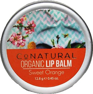 Organic  Lip Balm Sweet Orange 1's