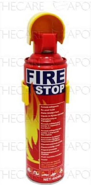 Disposable Fire Extinguisher Small 1's Model 400 (Red)