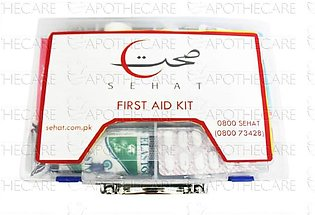 Traveler's First Aid Kit 1's
