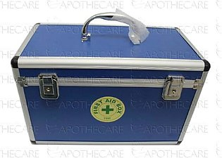 First Aid Box Empty Large 1's Model F-800 (Blue)