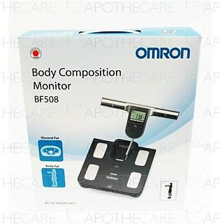Omron BF508 Body Composition and Body Fat Monitor 1's