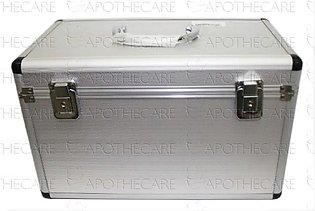 First Aid Box Empty Large 1's Model F-800 (Silver)