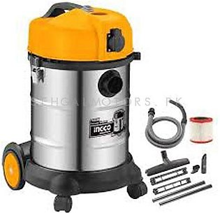 Ingco Wet and Dry Professional Series Vacuum 75L