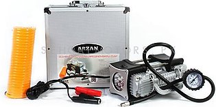 2 Cylinder Air Compressor with LED