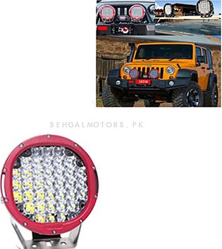 4X4 Night Vision LED Lights Set Red