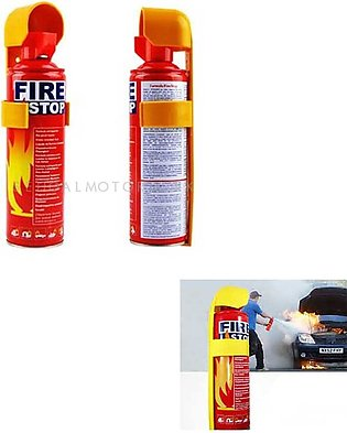 Fire Extinguisher Can Fire Stop - Each