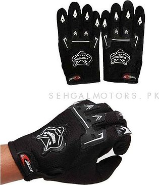 Monster Gloves New Style | Motorcycle Full Finger Gloves Protective Gear Racing…