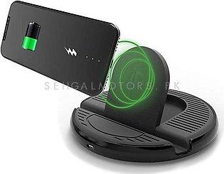 Car Wireless Mobile Charger Stand Charging Mount