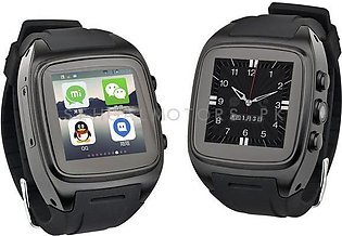 Premium Android Wifi Smart Watch - X02