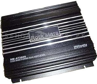 Rock Mars RM-AT2900 Car Amplifier - 2 Channel