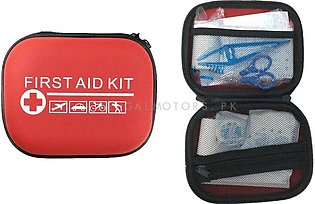 First Aid Medical Kit For Emergency - Box