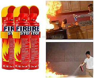 Fire Extinguisher Can Fire Stop Pack Of 5
