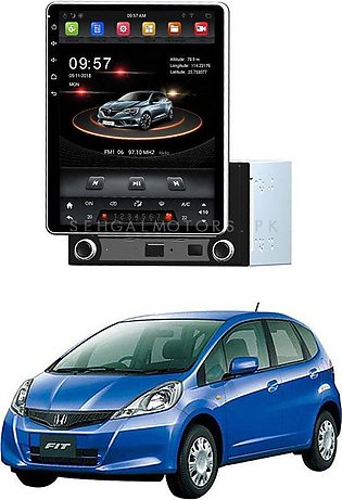 Honda Fit Rotatable Android Tesla IPS LCD panel - Model 2007-2019