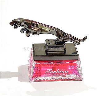 Jaguar Sculpture Car Perfume Fragrance