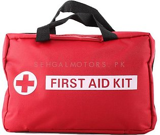 First Aid Medical Kit For Emergency