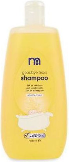 MOTHER CARE BABY SHAMPOO 500ML