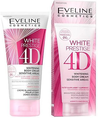 Whitening Body Cream Sensitive Areas 100ml