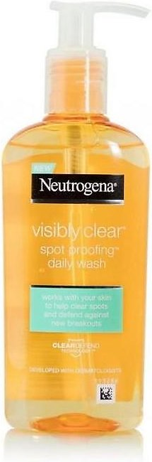Visibly Clear Clear & Protect Daily Wash 200ml